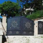 Installazione cancelli automatici presso Ravignano (Pg).
