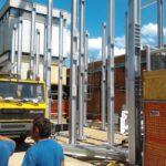 Struttura capannone industriale Consorzio CARV - Figline Valdarno (Fi)