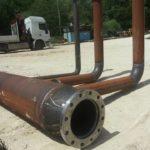 Tubazioni per impianti idrici nuove gallerie - Vicenza