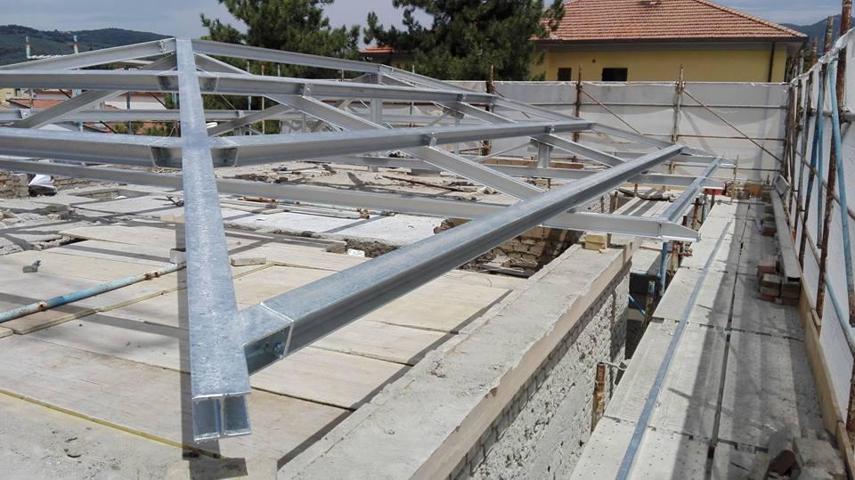 Lavorazioni in ferro e alluminio - FerroMeccanica Tiberi